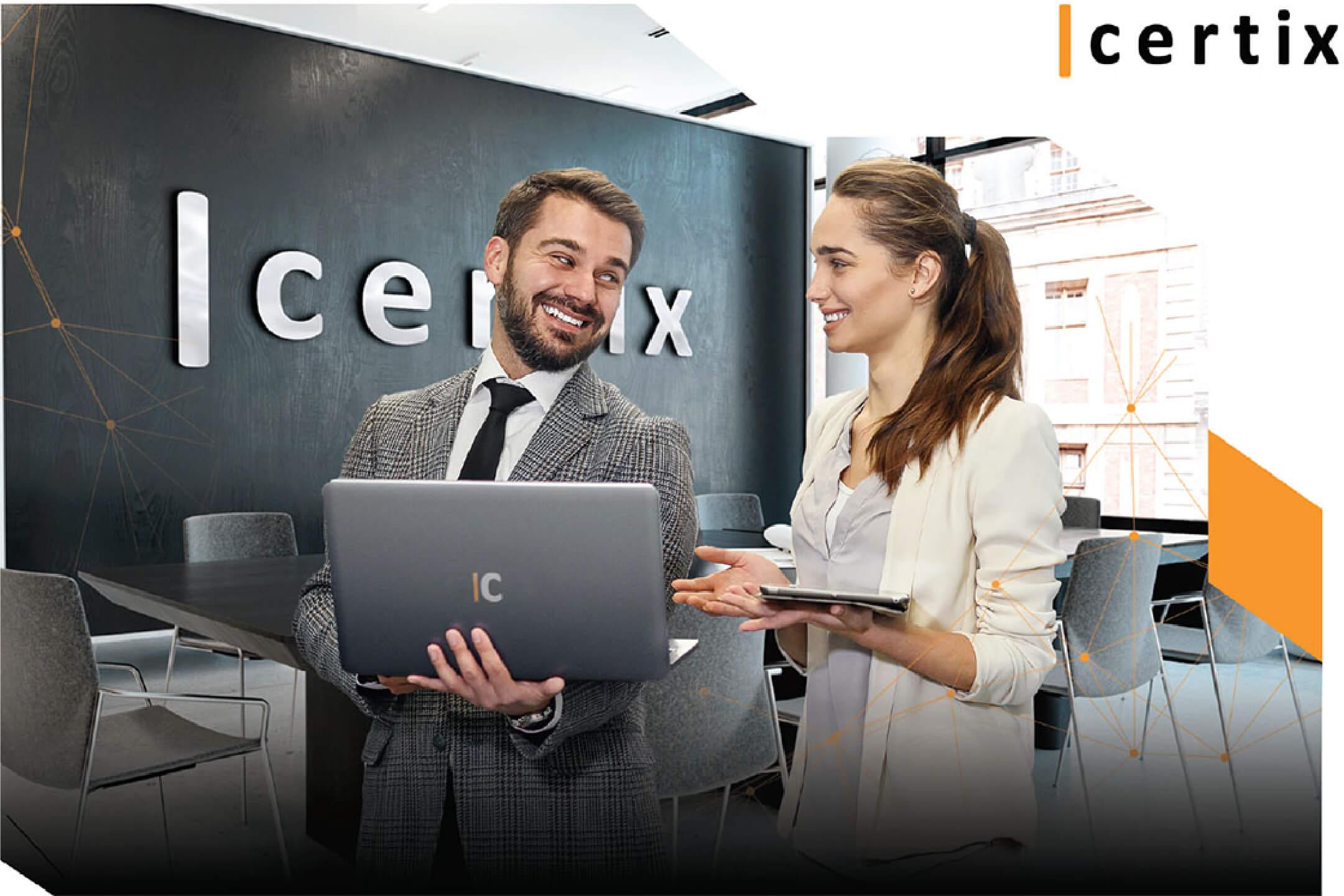 Red de asociados Certix
